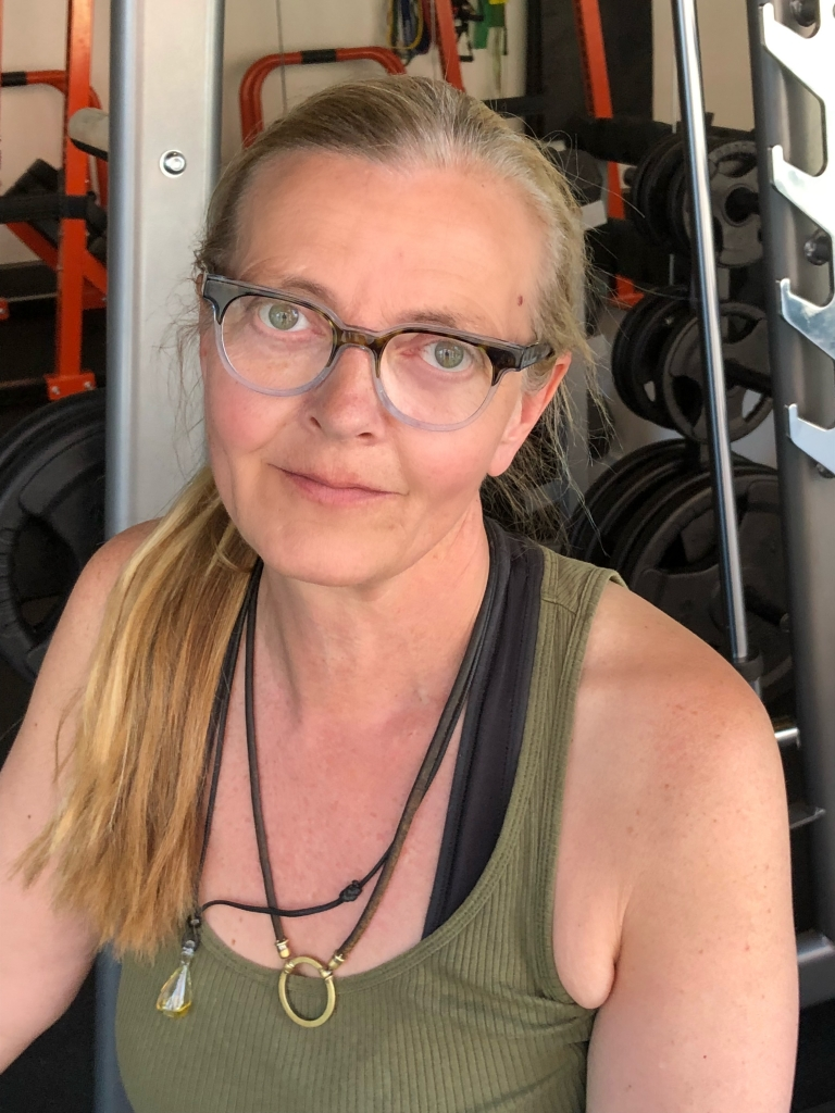 Studio owner Laura Rantin