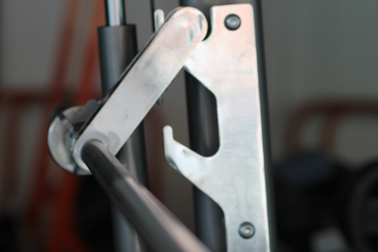 NL C872 Commercial Smith Machine - detail