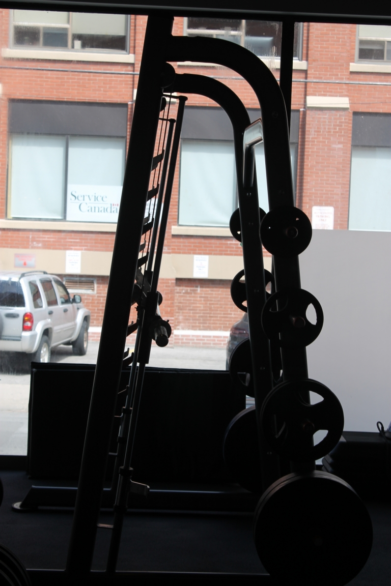 NL C872 Commercial Smith Machine