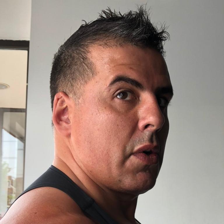 Trainer Joao Domingues