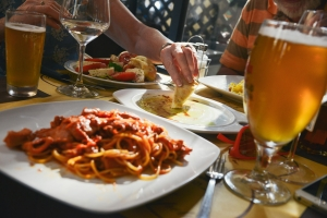 Pasta, beer and bread are also common trigger foods. Credit: Stokpic.com