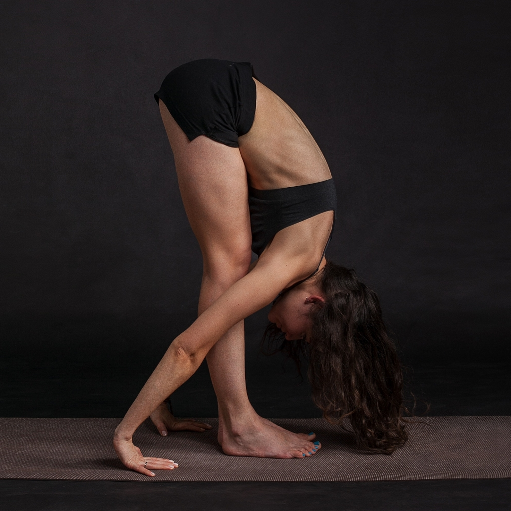 Yoga meditation pose