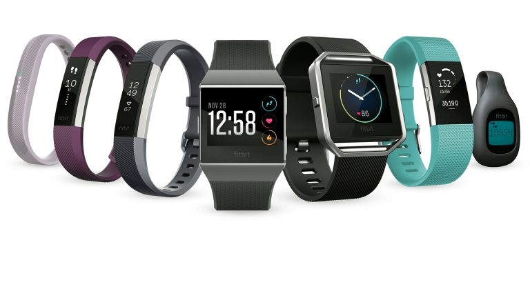 Fitbit options / Image source: T3.com