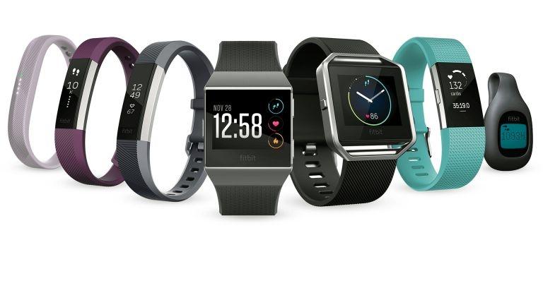 Fitbit options / Image source: T3.com