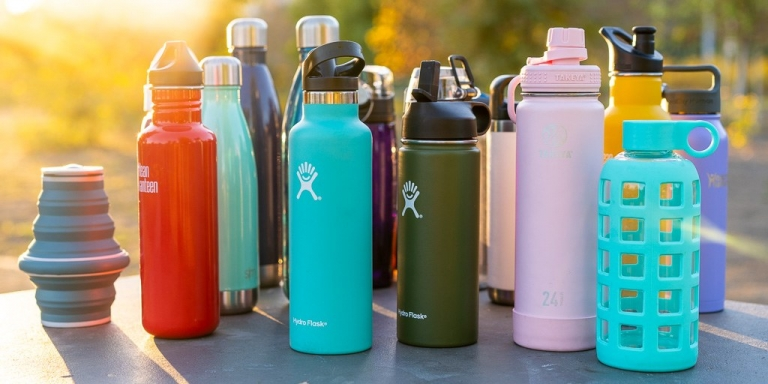 Water bottles for holiday gift guide / Image source: thewirecutter.com