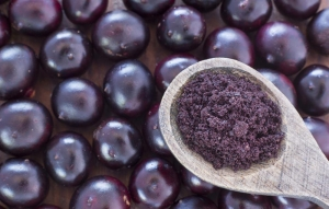 Acai berries and power / Image source: evolution-slimming.com
