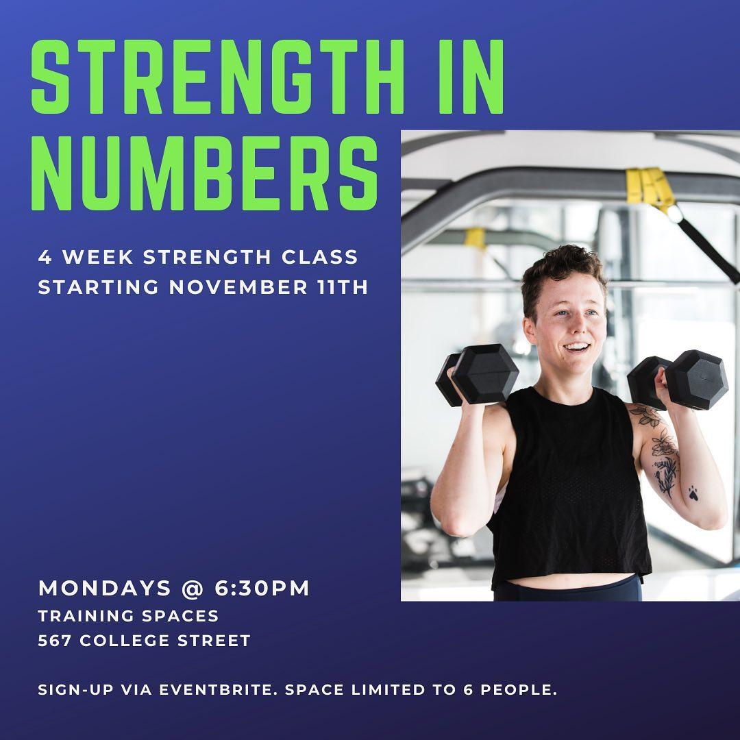 Ali MacKellar strength training